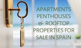 Properties for sale in Spain - Apartments for sale in Spain