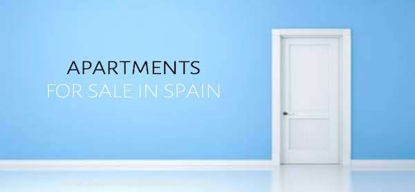 Apartments for sale in Spain.