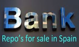Bank repossessed properties for sale in Spain
