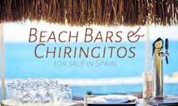 Chiringuitos for sale in Spain