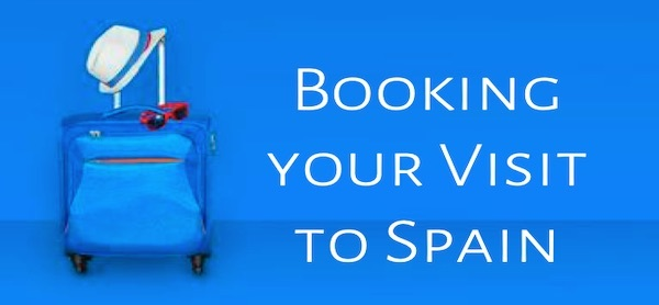 Booking your Visit to Spain