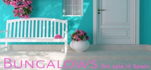 Bungalow for sale in Spain