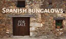 Bungalows for sale in Spain