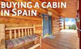 Properties for sale in Spain - Cabins for sale in Spain