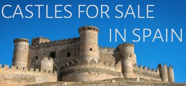 Castles for Sale in Spain