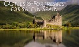 Castles and fortresses for sale in Spain