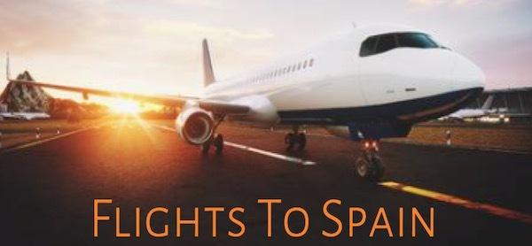 Flights To Spain