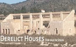 Properties for sale in Spain - Derelict houses for sale in Spain