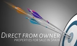 Direct from Owner properties for sale in Spain