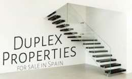 Duplex properties for sale in Spain