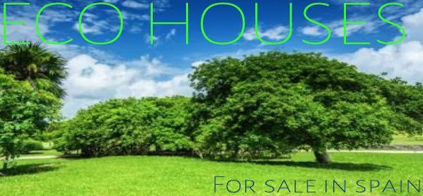Eco House properties for sale in Spain