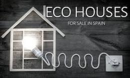 Eco houses fr sale in Spain