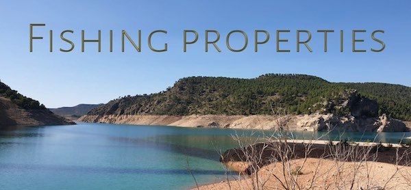 Fishing properties for sale in Spain