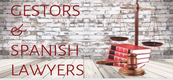 Gestors and Lawyers in Spain