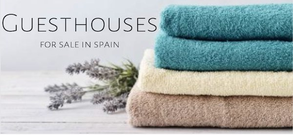 Guesthouses for sale in Spain