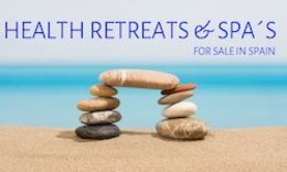Health retreats and Spaas for sale in Spain