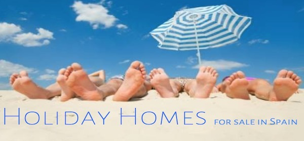 Holiday homes for sale in Spain