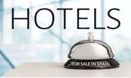 Properties for sale in Spain - Hotels for sale in Spain