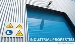 Properties for sale in Spain - Industrial properties for sale in Spain