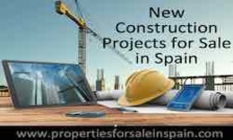 New Construction properties for sale in Spain