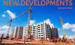 Properties for sale in Spain - New development properties for sale in Spain