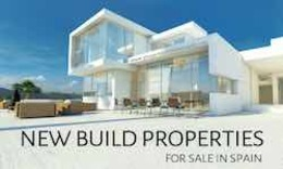 New build properties for sale in Spain