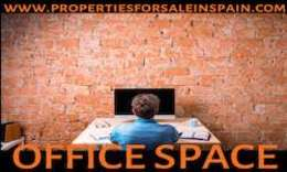 Office space for sale in Spain