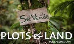 Plots for sale in Spain