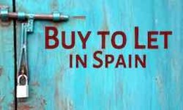 Properties for sale in Spain - Buy to let properties for sale in Spain