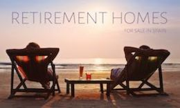 properties for sale in Spain - Retirement homes for sale in Spain