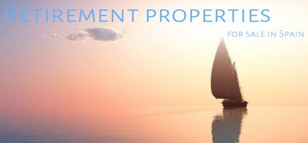 Retirement Homes for sale in Spain