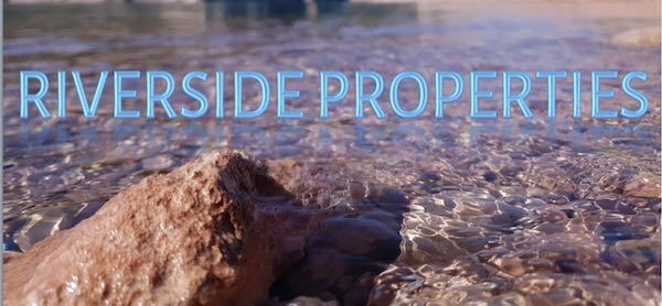 Riverside properties