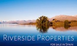 Properties for sale in Spain - Riverside properties for sale in Spain