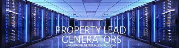 Spanish property lead generator