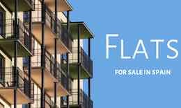 Properties for sale in Spain - Flats for sale in Spain