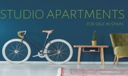 Studio Apartments for sale in Spain
