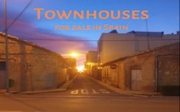 Properties for sale in Spain - Town houses for sale in Spain