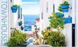 Town houses for sale in Spain