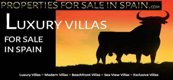 Luxury Villas for sale in Spain